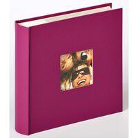 Walther Design Album Fotografico Fun Memo 10x15cm Viola 200 Foto