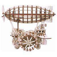Robotime Modello Meccanico Airship Plane