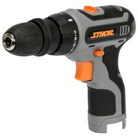 Sthor Drill Driver with Changeable Chuck 12V 24Nm