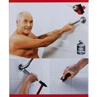 RIDDER Colla per Accessori da Bagno Fix & Clean A2000000
