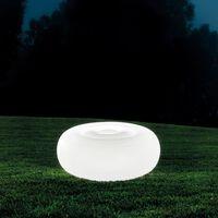 Intex Ottomana a LED 86x33 cm