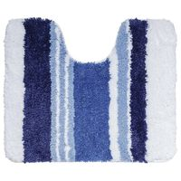 Sealskin Tappetino Girawater Soffice 50x60 cm Blu