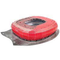 Nanostad Puzzle 119 Pezzi in 3D Set Allianz Arena PUZZ180053