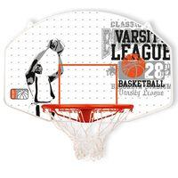 New Port Canestro da Basket con Anello in Fibra di Vetro 16NY-WGO-Uni