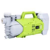 vidaXL Pompa da Giardino a Batteria 180 W 2800 l/h