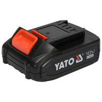 YATO Batteria agli Ioni di Litio 2,0Ah 18V