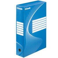 Esselte Scatole di Archiviazione 25 pz Blu 80 mm