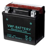 VMF Powersport Batteria Liquifix 12 V 4 Ah MF YTX5L-BS