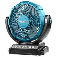 Makita Ventilatore Portatile 18 V Blu e Nero