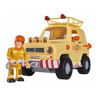 Fireman Sam Auto di Salvataggio Giocattolo Mounain 4x4
