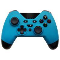 Controller portatile per Nintendo Switch - wireless - blu