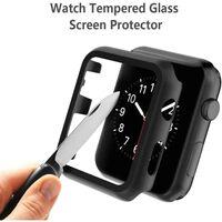 Protezione Schermo Apple Watch 1/2/3 38 Mm Vetro Temperato