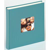 Walther Design Album Fotografico Fun 30x30cm Verde Petrolio 100 Pagine