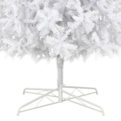 vidaXL Albero di Natale Artificiale 400 cm Bianco