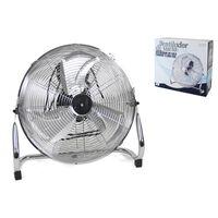 Potente ventilatore da pavimento in metallo 40cm -100W - Ventilatore