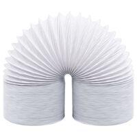 vidaXL Condotto di Ventilazione in PVC 6m 12,5 cm