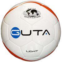 GUTA Pallone da Calcio Match Light Misura 5