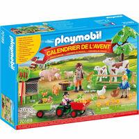 Playmobil Calendario Dell'avvento Fattoria (dai 4 Anni)