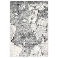 vidaXL Tappeto Grigio 160x230 cm in PP