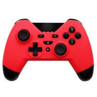 Controller portatile per Nintendo Switch - wireless - rosso