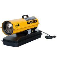Master Generatore Aria Calda Diesel B 35 CED