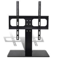"vidaXL Staffa TV con Base 400 x 400 mm 23"" - 55"""