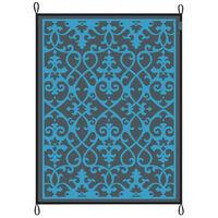 Bo-Leisure Tappeto da Esterno Chill mat Lounge 2,7x3,5 m Blu