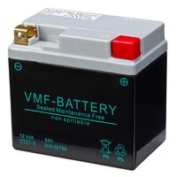 VMF Powersport Batteria AGM 12 V 6 Ah FA YTZ7-S