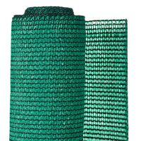 Nature Recinzione Frangivento in PE 1,5x10 m Verde