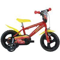 """Dino Bikes Bicicletta per Bambini Cars 3 Rossa 12"""" DINO356017"""