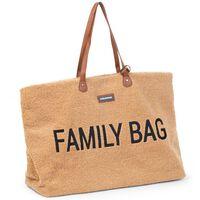 CHILDHOME Borsa Family Bag  in Peluche Beige