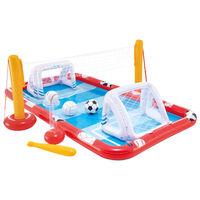 Intex Centro Giochi Gonfiabile Action Sports 325x267x102 cm