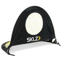 SKLZ Porta da Calcio Pop-up di Precisione 91,4x61 cm Nera