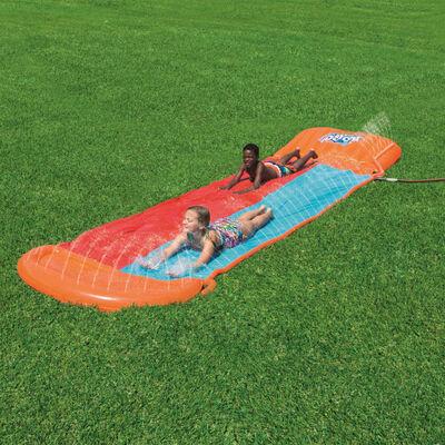 Bestway H2OGO Scivolo d'Acqua Double Slide 52255
