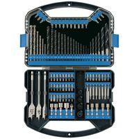 Draper Tools Punte da Trapano 101 pz con Kit Accessori
