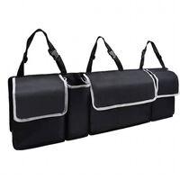 Deposito portatile per spazio bagagli per un'auto 25 x 26 cm