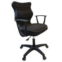 Good Chair Sedia Ergonomica da Ufficio NORM Nero BA-B-6-B-C-FC01-B