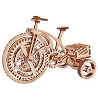Wood Trick Kit per Modellino in Scala Legno Bicicletta