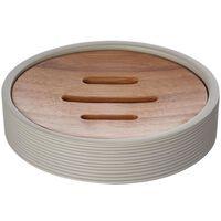 RIDDER Porta Sapone Roller Beige 2105309
