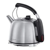 Russell Hobbs Bollitore K65 Anniversary 1,2 L Argento 2400 W
