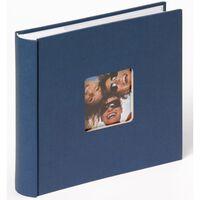 Walther Design Album Fotografico Fun Memo 10x15cm Blu 200 Foto
