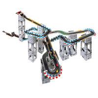 Marble Racetrax Set Pista per Biglie 32 Fogli 5 m
