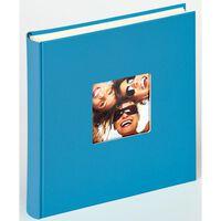 Walther Design Album Fotografico Fun 30x30 cm Blu Oceano 100 Pagine
