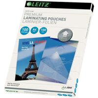 Leitz Buste di Laminazione ILAM 100 Micron A4 100 pz