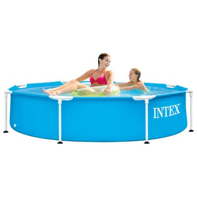 Intex Piscina Metal Frame 244x51cm