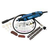 Draper Tools Kit Accessori 101 pz per Multiutensile Storm Force