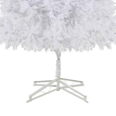 vidaXL Albero di Natale Artificiale 500 cm Bianco
