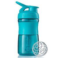 BlenderBottle Contenitore Shaker SportMixer 590 ml Verde Acqua