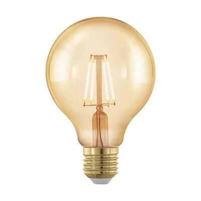 EGLO Lampadina LED Dimmerabile Golden Age 4 W 8 cm 11692