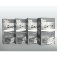 Profhome 300-12-4 Colla Per Carte Da Parati In Tnt Bianco
